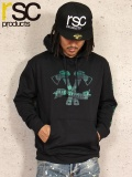 "RSC PRODUCTS (アールエスシープロダクツ) ""AXE SWEAT PULLOVER"""