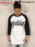 """SPECIAL1 (スペシャル ワン) """"Revolution! Champion 3/4 T-SHIRTS"""""""