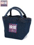 "IRIE by irielife(アイリー バイ アイリーライフ) ""CHECKER FLAG MINI TOTE BAG"""