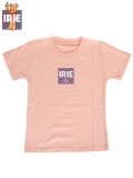"IRIE by irielife(アイリー バイ アイリーライフ) ""CHECKER FLAG LOGO KIDS TEE"""