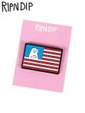 """RIP N DIP(リップンディップ) """"NERMAL IN AMERICA PIN"""""""