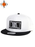 """BUDS(バッズ) """"RECTANGLE WAPPEN SNAPBACK"""""""