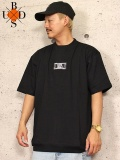 """BUDS(バッズ) """"RECTANGLE WAPPEN WIDE TEE"""""""