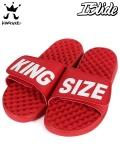 """KINGSIZE(キングサイズ) """"KINGSIZE ISlide SANDAL"""""""