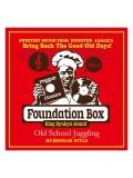 【CD】『Foundation Box vol.6 Old School Juggling』 mixed by KING RYUKYU SOUND