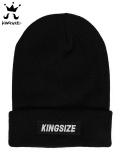 "KINGSIZE(キングサイズ) ""BOX LOGO KNIT CAP"""