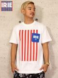 """IRIE by irielife(アイリー バイ アイリーライフ) """"IRIE BIG FLAG POCKET TEE"""""""