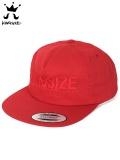 "KINGSIZE(キングサイズ) ""BAR LOGO 5PANEL CAP"""