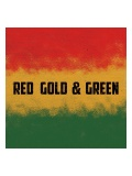 【CD】『RED GOLD & GREEN』 mixed by SWAG BEATZ