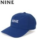 "NINE RULAZ(ナインルーラーズ) ""NYLON BALL CAP"""