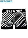 "BETONES (ビトーンズ) ""MINERAL BLACK"""